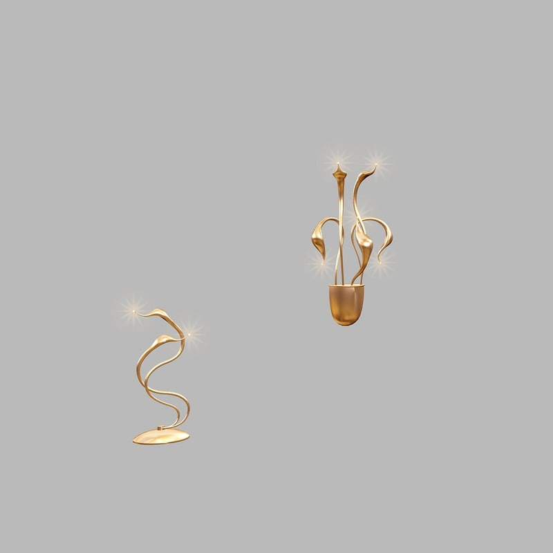 3ds max lighting 2 lamp
