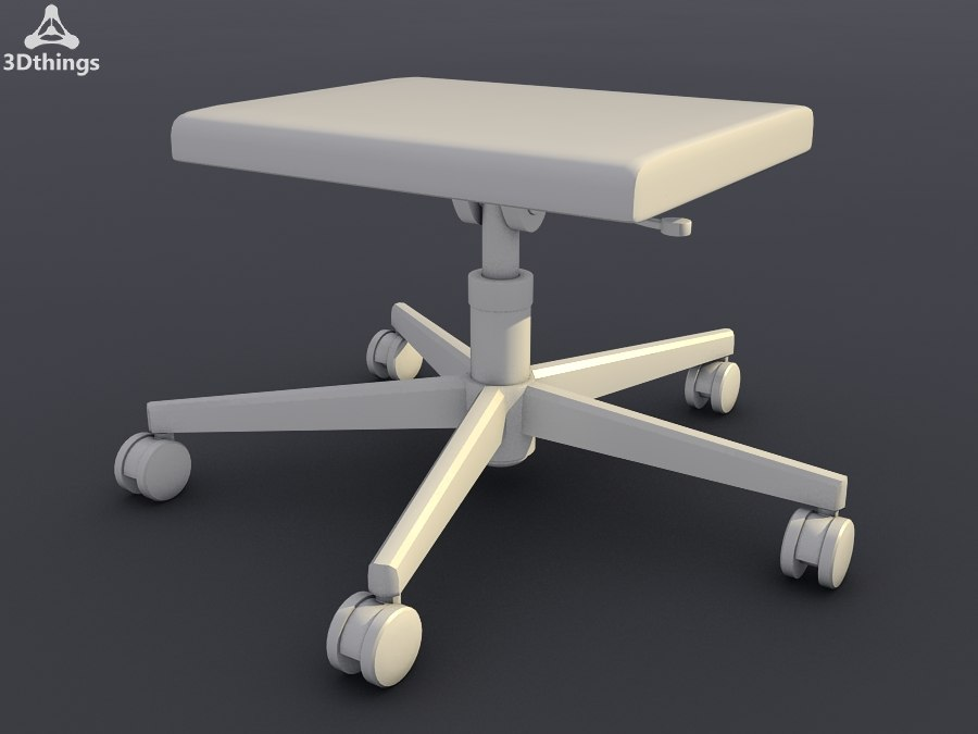 Mr Charm Ottoman With Height Adjustable