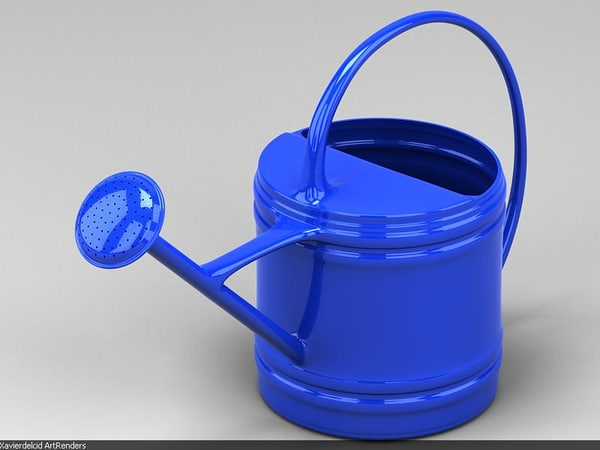 3ds max water