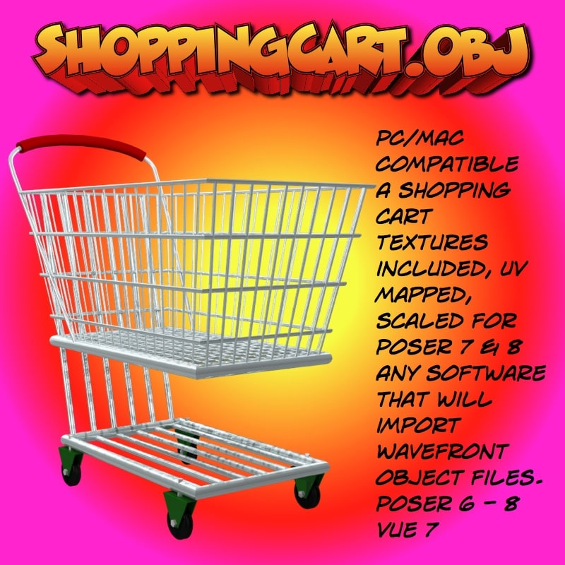 maya shopping cart