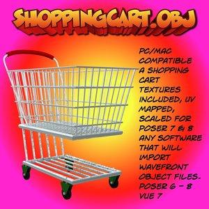 maya shopping cart