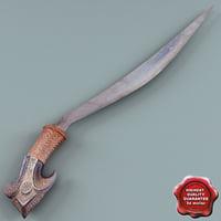 Talibon Sword