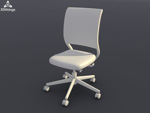 3d model conference chair netwin task