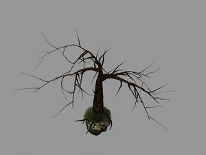 3dsmax tree