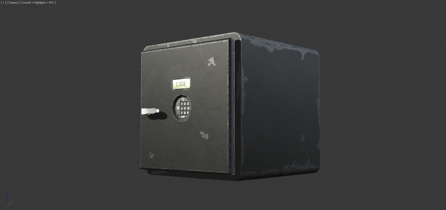 3ds max old safe