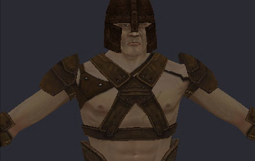 3ds max arena fighter
