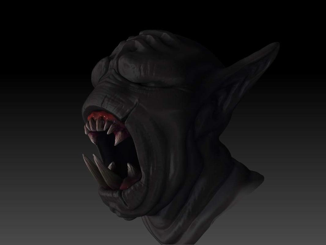 3ds creature
