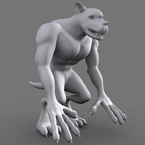 max monster dog character cartoon