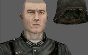 maya ww2 german soldier