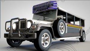 jeep jeepney 3ds