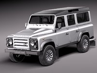 Land Rover Defender 2011 x-tech Long