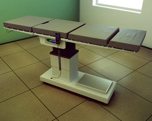 max adjustable operation table