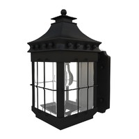 Outdoor wall lantern 07