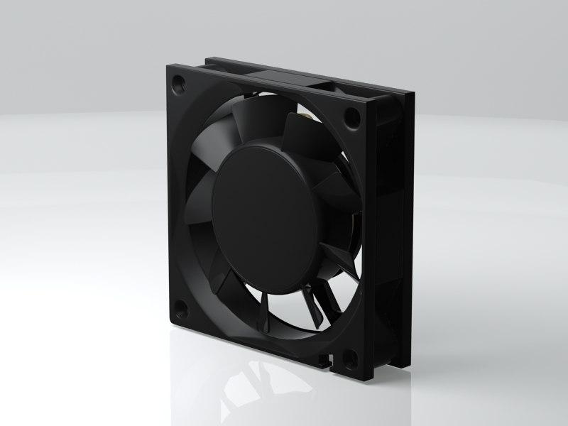 computer fan max