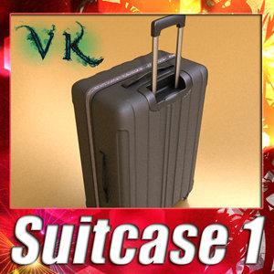 3d suitcase 01 -