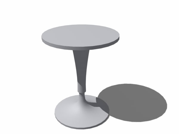 3d model table dr na