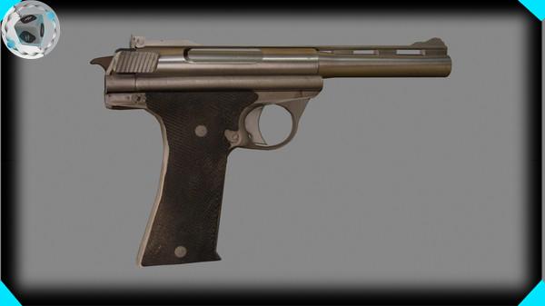 movie gun 3d max