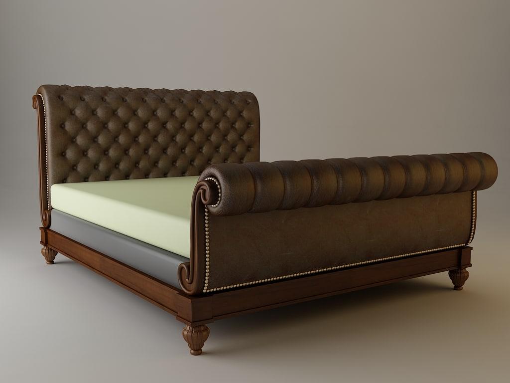 3d bed details