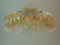 Detailed Antique Chandelier