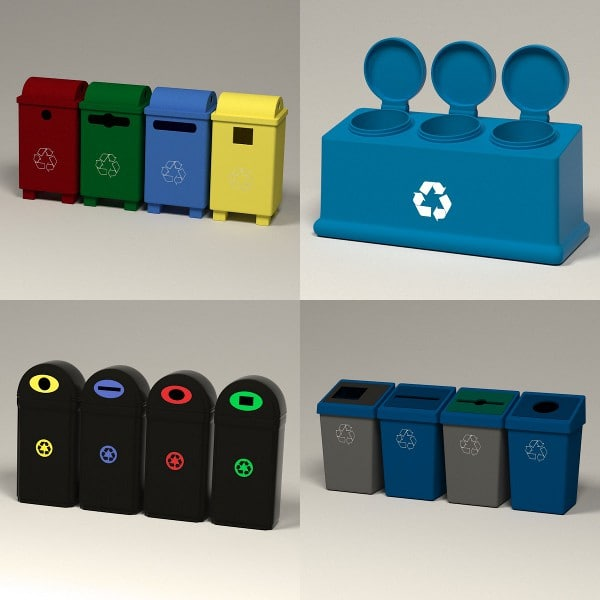 3ds sorting units