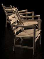 3ds max chair easy