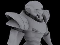 Armor - Samus Aran - Full