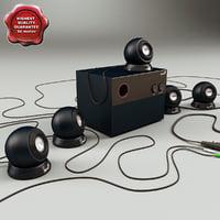 Speaker System Genius 5.1