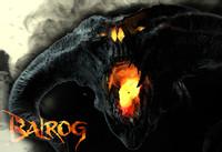 Balrog head