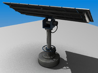 Solar Panel Traking System