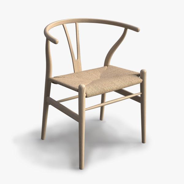 obj hans wegner wishbone chair