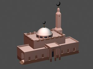 mosque max free