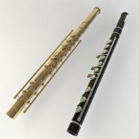 2 flutes