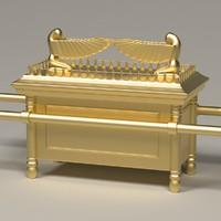 3d tabernacle model