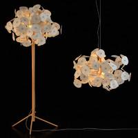 floor lamp 20 3d c4d