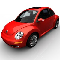 Volkswagen New Beetle Coupe R-Line