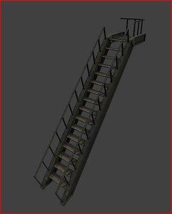3d escape model
