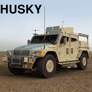 husky tactical support obj