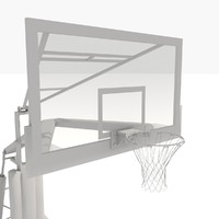 Basketball Practice Net