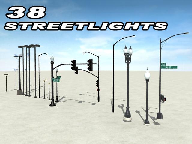 street lights max