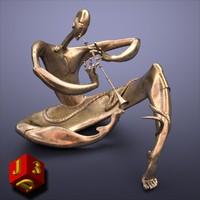 3d fakir satori s model