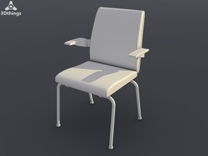 conference chair yeah 4-leg max