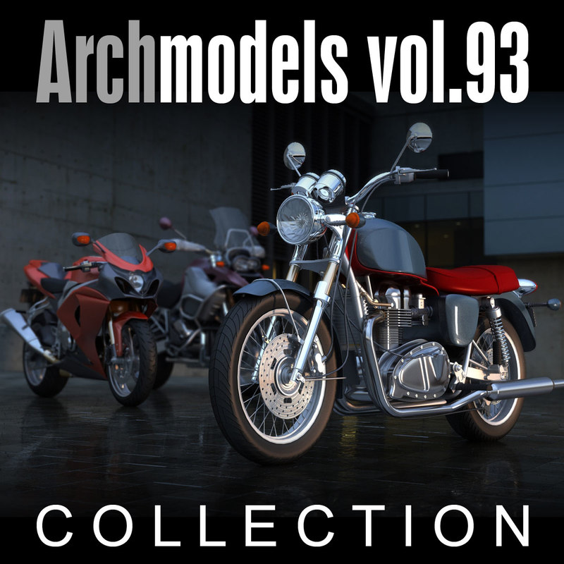 archmodels vol 93 3d model
