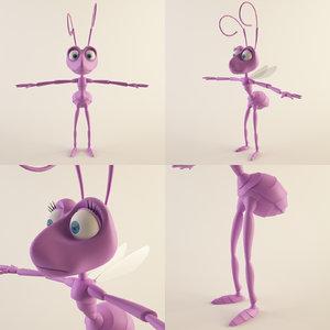 3d max ant