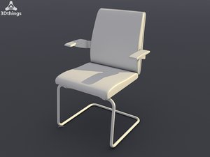 maya conference chair yeah cantilever