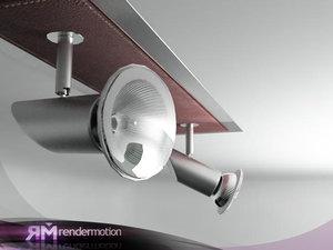 3ds max d3 c2 36 lamp: