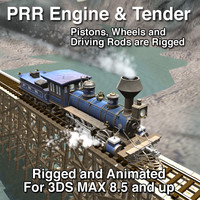 3D Tender Models | TurboSquid