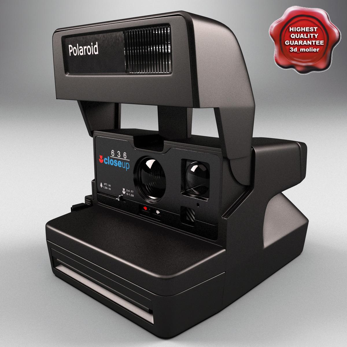 maya polaroid 636