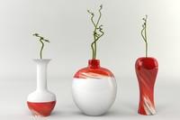 3ds 2 vases