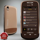 Samsung Instinct S30 3D models