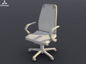 conference chair aluminium armrests max